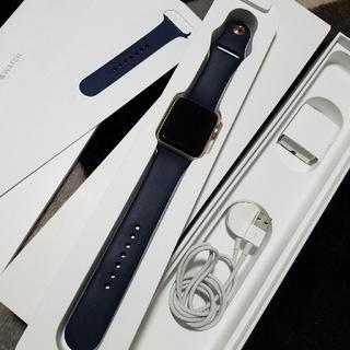 アップルウォッチ(Apple Watch)のアップルウォッチ3(腕時計(デジタル))