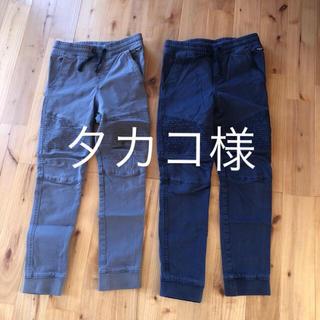 エイチアンドエム(H&M)の*H&M* 男児ジョガーパンツ ネイビー(パンツ/スパッツ)