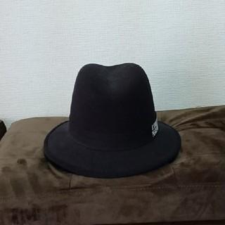 エフオーキッズ(F.O.KIDS)のF.O.KIDS フェルトハット 未使用に近い(帽子)