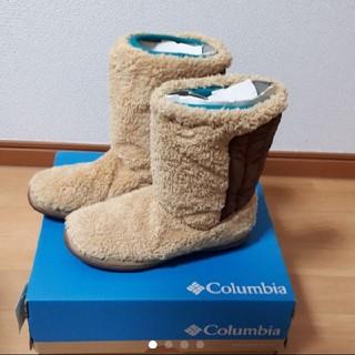 コロンビア(Columbia)のムートンブーツ もこもこブーツ(ブーツ)
