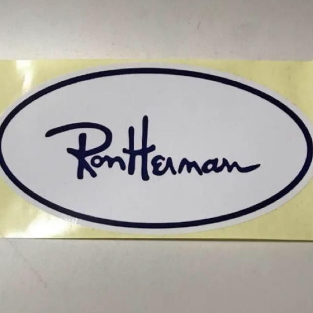 Ron Herman(ロンハーマン)のロンハーマン シール 値下げしました インテリア/住まい/日用品の文房具(シール)の商品写真