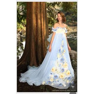 83c709a820316 TIGLILY カラードレス ウエディングドレス ティグリリー(ウェディングドレス)