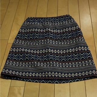 アズノゥアズピンキー(AS KNOW AS PINKY)のASKNOWAS スカート(ミニスカート)