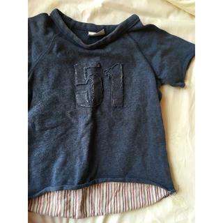 エフオーキッズ(F.O.KIDS)のエフオーキッズの半袖トップス(Tシャツ/カットソー)