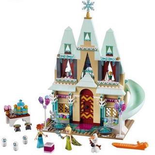 アナと雪の女王 レゴ互換品 ディズニーレゴ