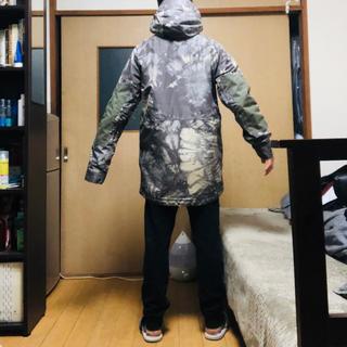 BURTON - バートン 長裾ジャケット S 美品