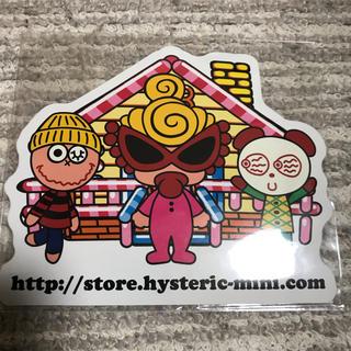 ヒステリックミニ(HYSTERIC MINI)のヒスミニ✩ステッカー(その他)