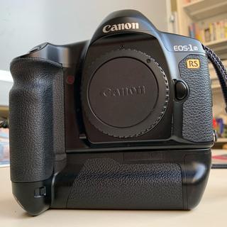 キヤノン(Canon)のCANON EOS-1N RS 動作確認済(フィルムカメラ)
