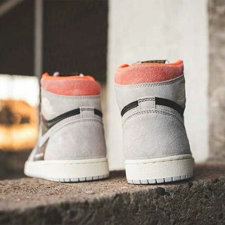 "NIKE - NIKE AJ1 RETRO HIGH OG ""NEUTRAL GREY """