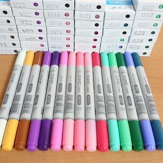 コピックチャオ 新品 15色セット(カラーペン/コピック)