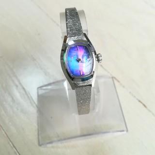 オリエント(ORIENT)の【ORIENT】美品!レディース 機械式時計(腕時計)