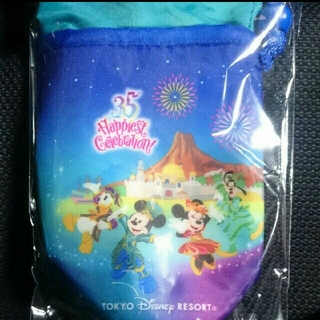 ディズニー(Disney)のディズニー ペットボトルカバー(弁当用品)