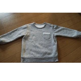 ユニクロ(UNIQLO)のUNIQLO トレーナー(Tシャツ/カットソー)
