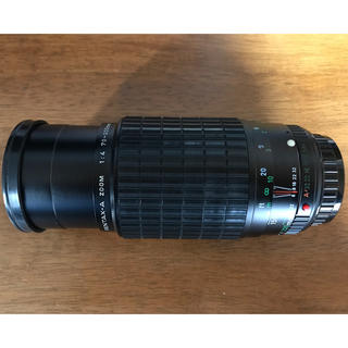 ペンタックス(PENTAX)のPentax-A ZOOM 1:4 70-200 レンズ(レンズ(ズーム))