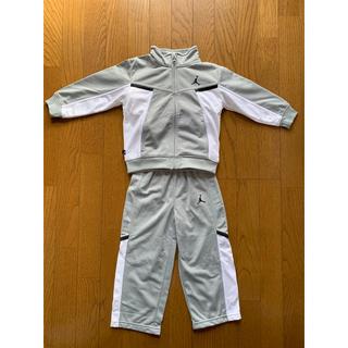 ナイキ(NIKE)の新品未使用 ナイキ ジョーダン子供服3点セット グレー(その他)