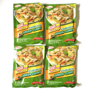 アジノモト(味の素)の味の素 タイ料理 調味料 グリーンカレー ゲーンキアオワーン タイカレー(調味料)