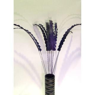 ブリハート(紫) 約100本 ドライフラワー ドライリーフ(その他)