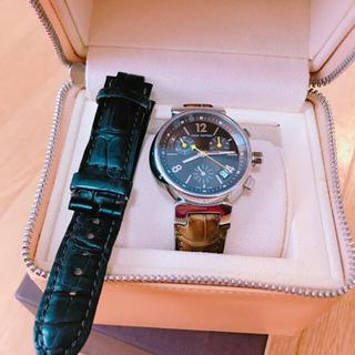 ルイヴィトン(LOUIS VUITTON)のルイ・ヴィトンQ1321(腕時計)