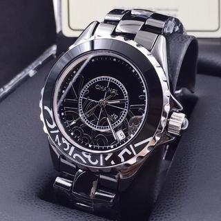 シャネル(CHANEL)のCHANEL J12 グラフィティ 腕時計(腕時計(アナログ))