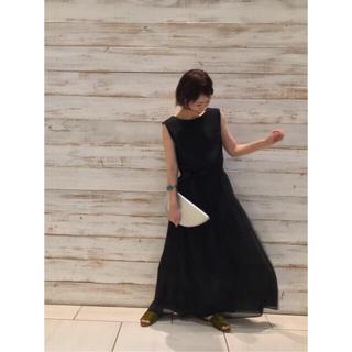 ドゥーズィエムクラス(DEUXIEME CLASSE)の2018年購入 NINA RICH ニナリッチ ベロア サンダル 63720円(サンダル)