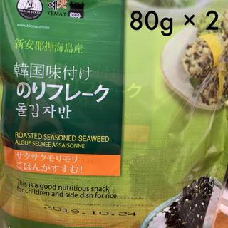 コストコ(コストコ)の 韓国味付けのりフレーク(乾物)