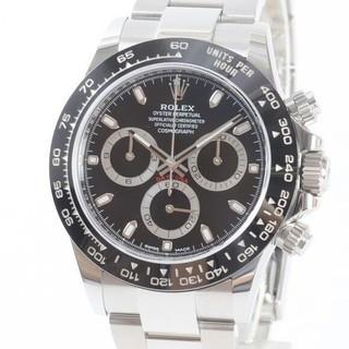 ロレックス(ROLEX)のロレックス ROLEX 腕時計 型番116500【中古】(腕時計(アナログ))