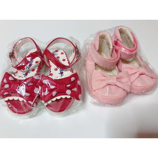 シャーリーテンプル(Shirley Temple)の新品 shirley temple サンダル 靴 13.0cm(サンダル)