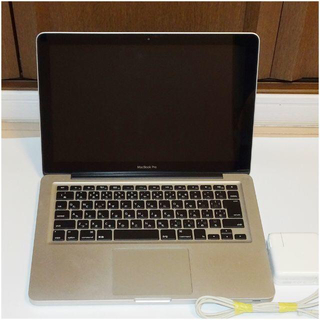アップル(Apple)のApple MacBook Pro (13-inch, Mid 2010)(ノートPC)