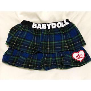 ベビードール(BABYDOLL)のbaby doll / スカート風パンツ(パンツ/スパッツ)