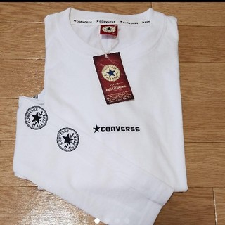 コンバース(CONVERSE)のロンT CONVERSE ALL☆STAR(Tシャツ(長袖/七分))