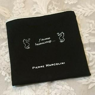 ピエールマルコリーニ ポーチ 新品 未使用(小物入れ)