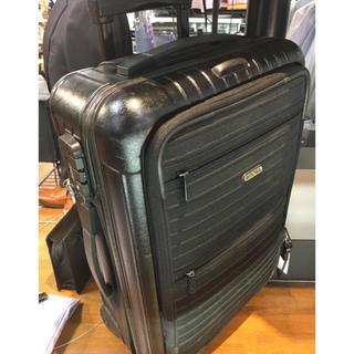 リモワ(RIMOWA)のRIMOWA/リモワ キャリーケース TSAロック付 ボレロ 廃盤モデル 黒(トラベルバッグ/スーツケース)