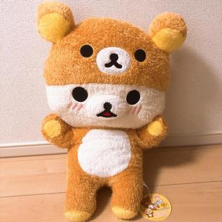 サンエックス(サンエックス)のリラックマ♡ぬいぐるみ(ぬいぐるみ)