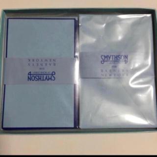 スマイソン(Smythson)の新品 未使用 未開封 スマイソン レターセット(カード/レター/ラッピング)