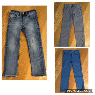 エイチアンドエム(H&M)のH&M キッズ  パンツ 120cm パンツ2点で1180円(パンツ/スパッツ)