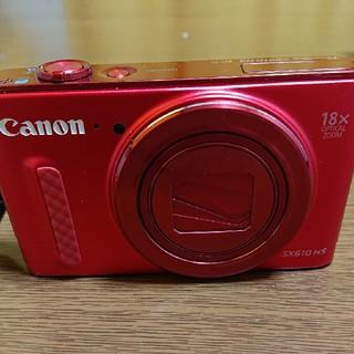 キヤノン(Canon)のCanon SX610HS (コンパクトデジタルカメラ)