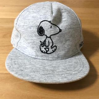 エイチアンドエム(H&M)のスヌーピー キャップ ベビー(帽子)
