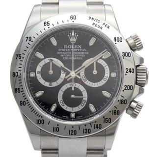 ロレックス(ROLEX)のロレックス ROLEX 腕時計 型番 : 116520【中古】(腕時計(アナログ))