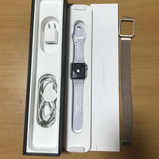 アップルウォッチ(Apple Watch)のapple watch series 2 38mm 売れ切り価格!!(腕時計(デジタル))