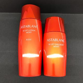 アスタブラン(ASTABLANC)のコーセー アスタブラン Wリフトローション Wリフトエマルジョン しっとり(化粧水 / ローション)