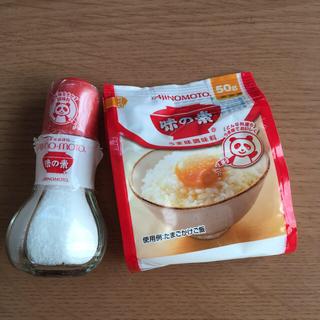 アジノモト(味の素)の味の素 本体 詰替50g(調味料)