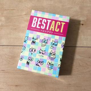 ● 大人気!! 売切れ ● BESTACT ベストアクト カードゲーム(その他)