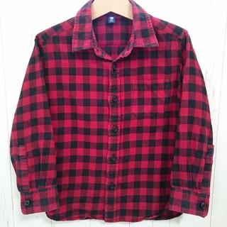 ユニクロ(UNIQLO)のキッズ シャツ 110(Tシャツ/カットソー)