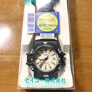 アルバ(ALBA)の腕時計 ALBA セイコー SEIKO 10気圧防水(腕時計(アナログ))