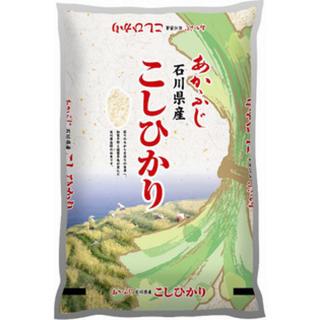 あかふじ   石川県産こしひかり5k(米/穀物)