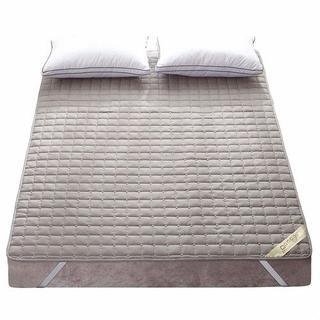 敷きパッド 綿100% 丸洗いできる 防ダニ 抗菌防臭 吸汗(セミシングルベッド)