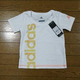 アディダス(adidas)のadidas 新品未使用 Tシャツ(Tシャツ/カットソー)