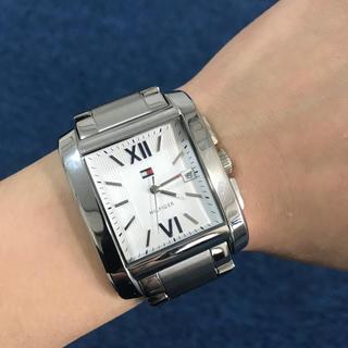 トミーヒルフィガー(TOMMY HILFIGER)のTOMMY HILFIGER 腕時計 美品(腕時計(アナログ))