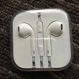 iPhone イヤホン(ヘッドフォン/イヤフォン)