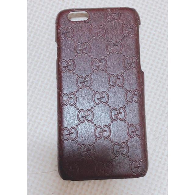 burch iphone8 ケース 新作 | Gucci - iPhone6sカバーGUCCIの通販 by さみー's shop|グッチならラクマ